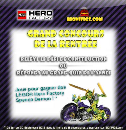 [Concours] Des Hero Factory Speeda Demon à Gagner sur BIONIFIGS Plaque11