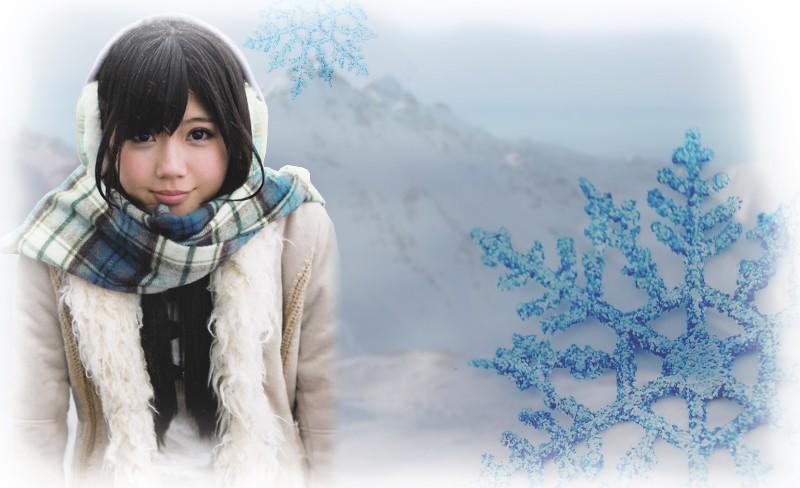 [Oshima Yuko] Nakinagara Hohoende - Page 4 Coverv10