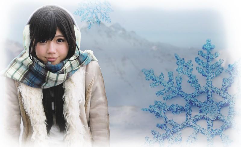 [Oshima Yuko] Nakinagara Hohoende - Page 4 Coverv12