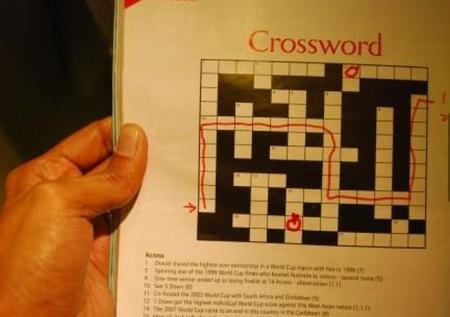 Technique infaillible pour résoudre les mots croisés 12144310