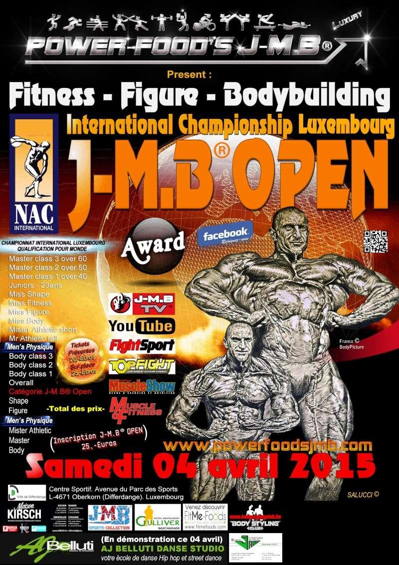 JMB OPEN LUXEMBOURG Affich10