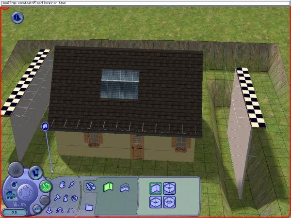 [Confirmé] Construction d'un panneau solaire ou vasistas. Gcs00518