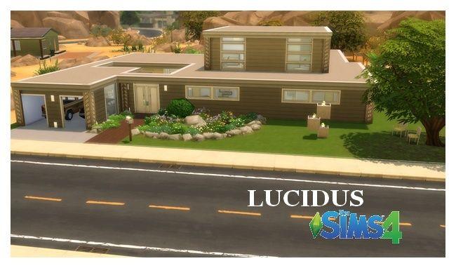 [Site Sims 2-Sims 3 -Sims 4] Les maisons de Dom - Page 8 Lucidu10