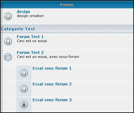 La hiérarchie de votre forum 13-07-17