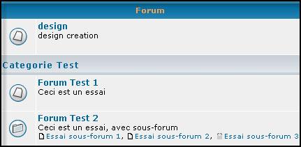 La hiérarchie de votre forum 13-07-19