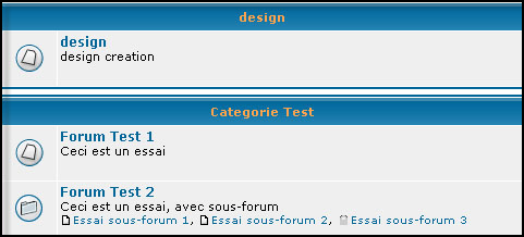 La hiérarchie de votre forum 13-07-20