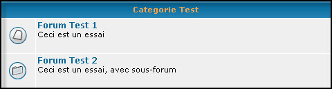 La hiérarchie de votre forum 13-07-21