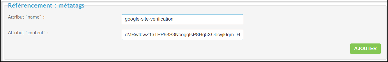 Intégrer Google Search Console sur un Forumactif 13-08-20