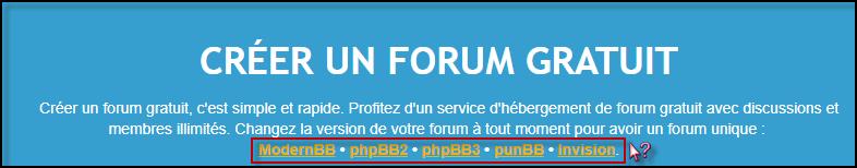 Créez votre Forum Forumactif de A à Z 19-07-17