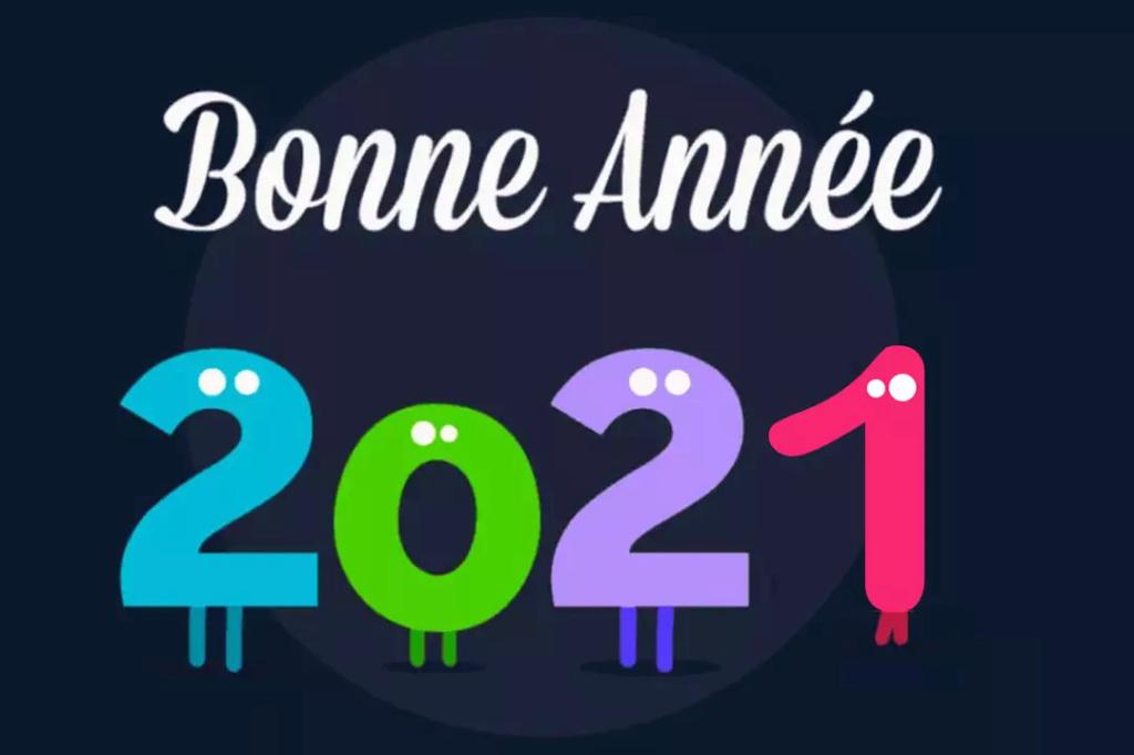 Bon réveillon à tous et une bonne année 2021 ! 19485010