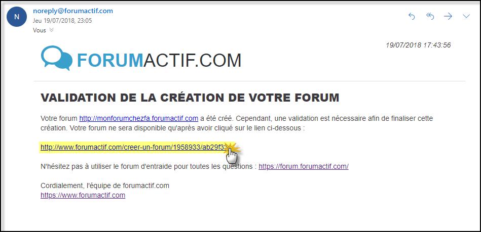 Créez votre Forum Forumactif de A à Z 20-07-13