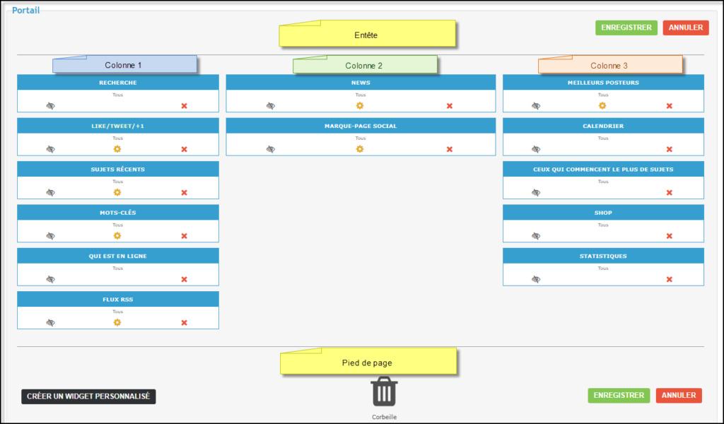 Configuration du portail 22-07-30