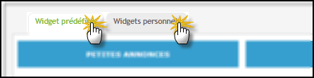 Installation, modification de widgets 22-07-34
