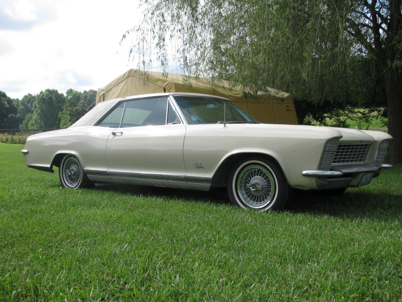 1965 Riviera … My LAST addition EVER! Img_1522