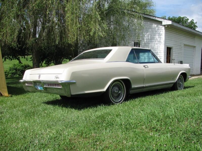 1965 Riviera … My LAST addition EVER! Img_1523