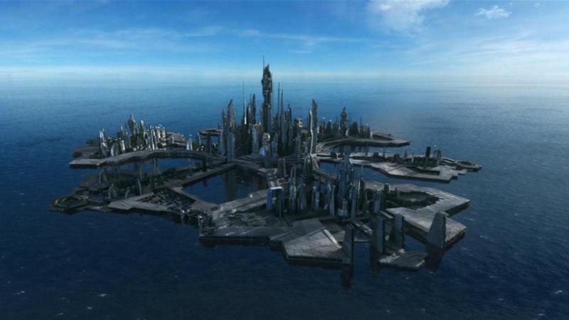 Atlantis, de StarGate <Supprimé> Citysh10