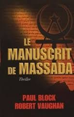 [Block, Paul & Vaughan, Robert] Le manuscrit de Massada Index10