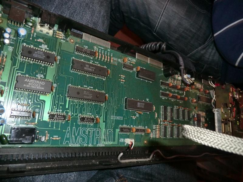 mon CPC 664 et reparation touche ! ! Cimg5924