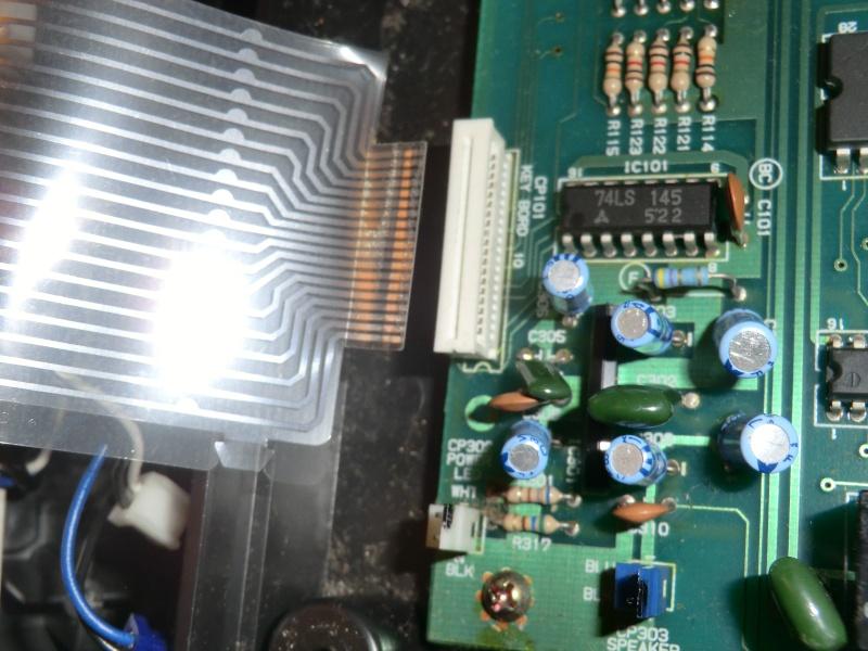 mon CPC 664 et reparation touche ! ! Cimg5926