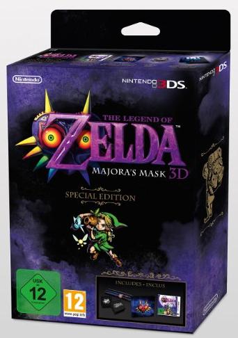 MAJORA MASK 3D / 3DS Zelda10