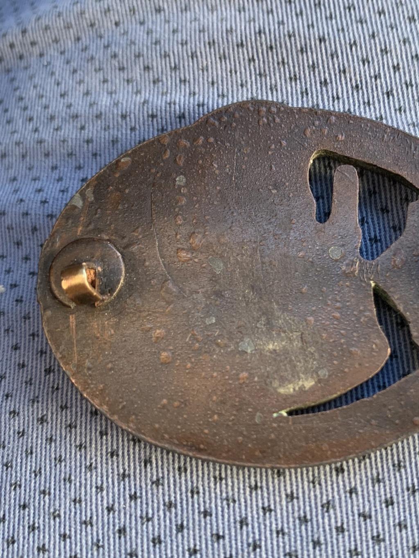 Panzer assault badge bronze copie ? 263da610