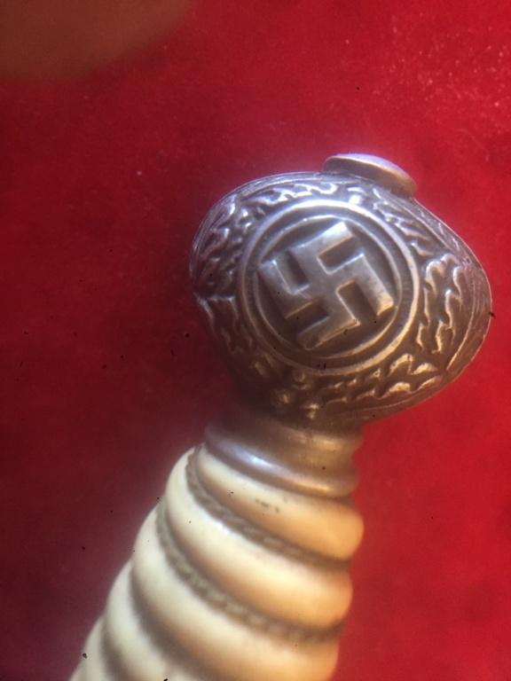Identification. Authentification, valeur, dague allemande ww2 A94ed710