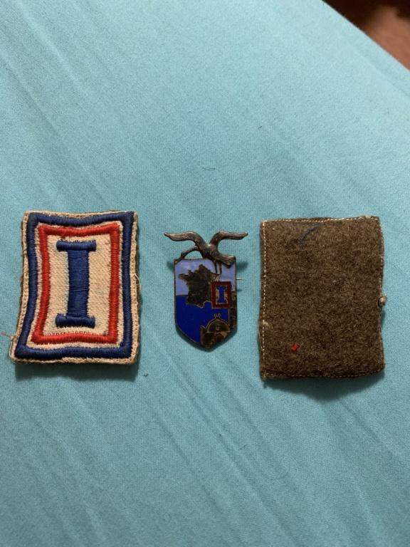 Rentrée de deux we Medaille / art de tranché /  C9585310