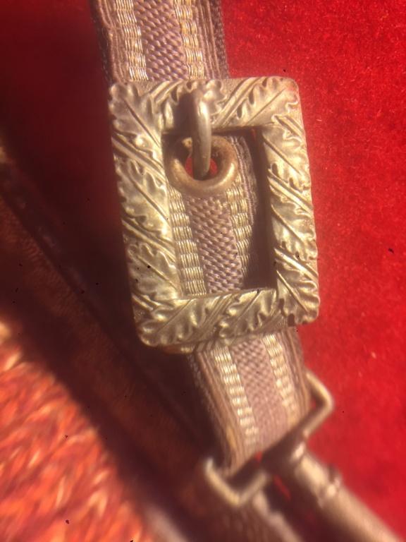 Identification. Authentification, valeur, dague allemande ww2 F6ed9010