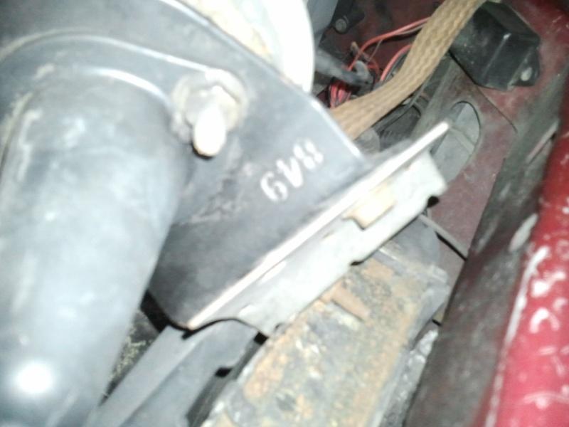 branchement cable régulateur , et autres Photo170
