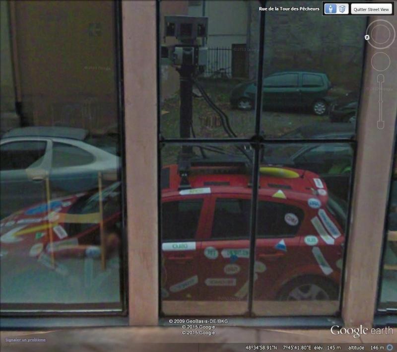 STREET VIEW : la Google car dans tous ses états ! - Page 8 Google11