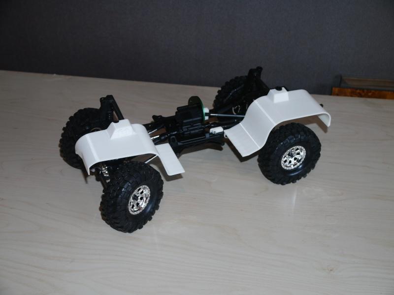 [Vaterra Ascender Blazer K5] Kit de 4 ailes P1070510