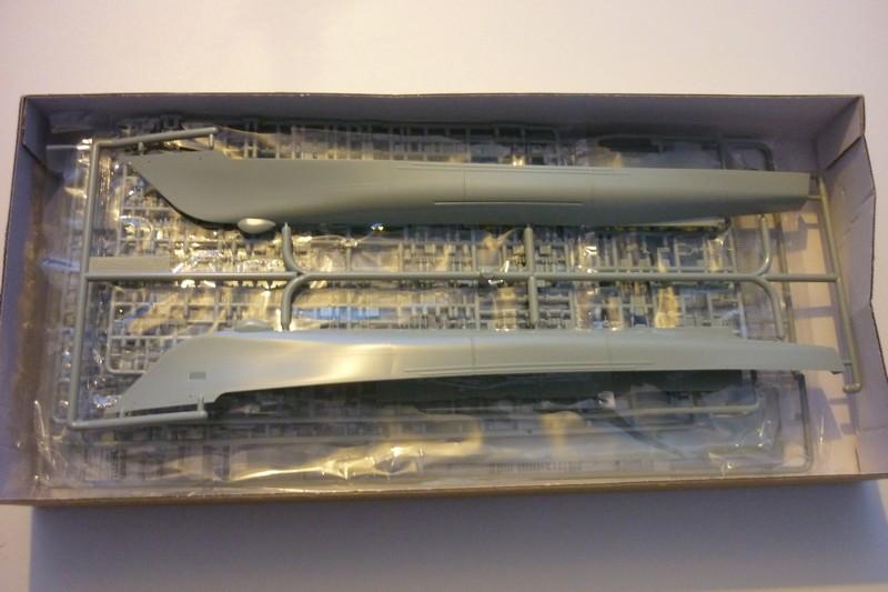 USS Oliver Hazard Perry FFG-7 1/350 - Academy Conten10