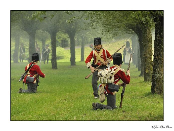 Chasseurs Britanniques Regiment Crap118