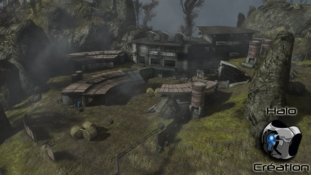 Maps de Halo Reach (Boneyard/Overlook/Powerhouse/Swordbase/Weapons Location/Forge World/Ivory Tower/Countdown) - Page 2 1reach10