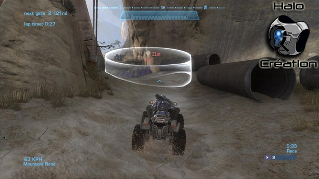 Modes de Halo Reach (Invasion/Dogfight/Infection/Échec) Begin11