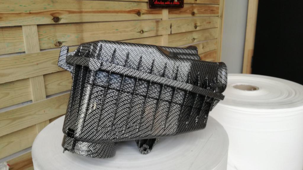 "Transfert ""hydrodipping"" sur grille de Tiptronic Boite_11"