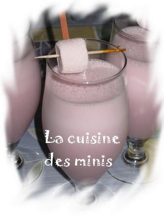 Milk-Shake à la guimauve Milk-s10