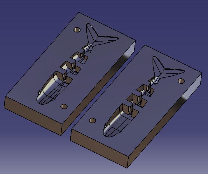 Fabrication d'un moule pour faire des SLUG-GO Moule_12