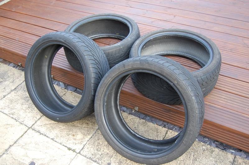 225/40/18 Dunlop SP Sport 9000 tyres x4 Tyres_10