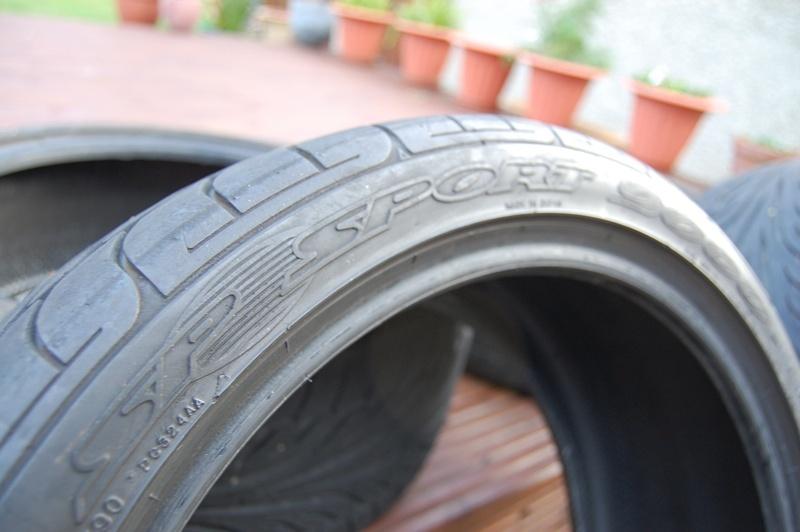 225/40/18 Dunlop SP Sport 9000 tyres x4 Tyres_12