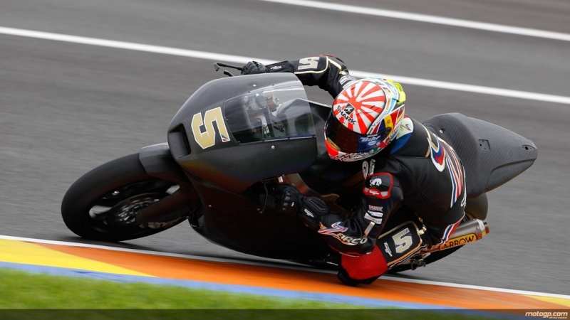 Tests intersaison Moto3 2015 Zarco10