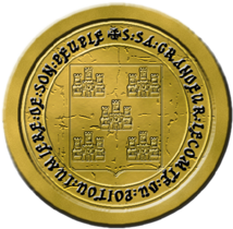 Janvier 1463: brunehaut Scel_o12