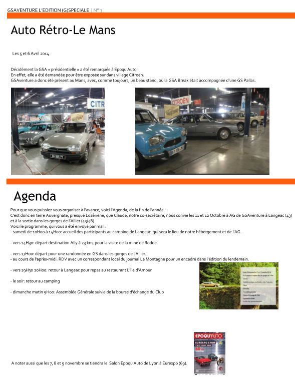 Newsletter Newlet14