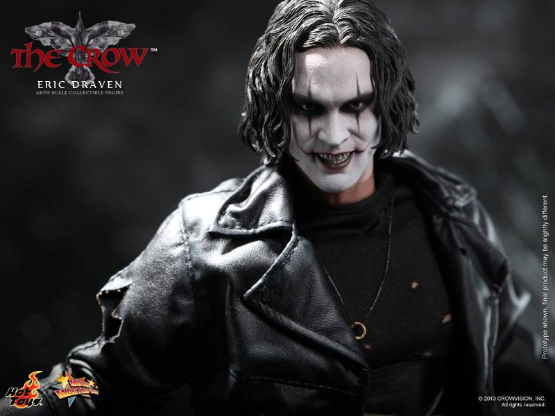 HOT TOYS -  The Crow - Eric Draven 10013710