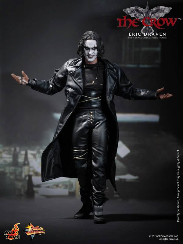 HOT TOYS -  The Crow - Eric Draven 10034810