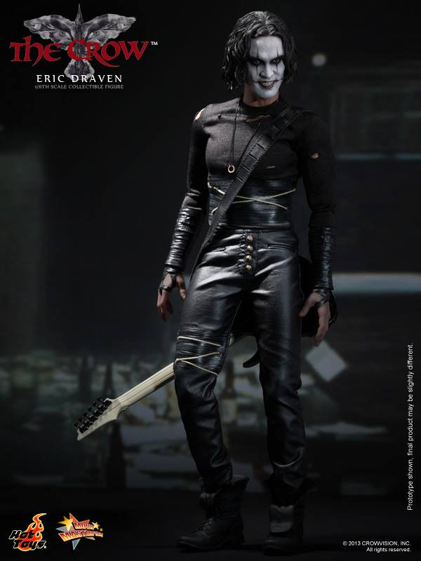 HOT TOYS -  The Crow - Eric Draven 10037110