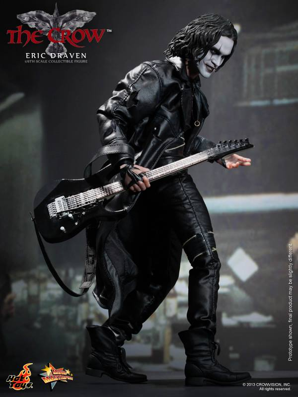 HOT TOYS -  The Crow - Eric Draven 10062610