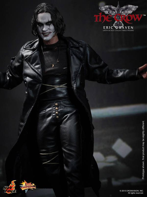 HOT TOYS -  The Crow - Eric Draven 15063_10