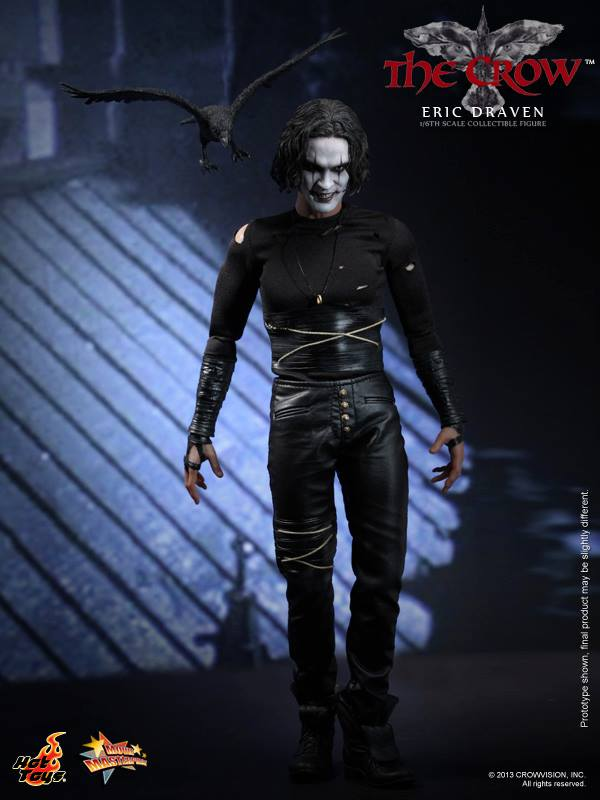 HOT TOYS -  The Crow - Eric Draven 26350_10