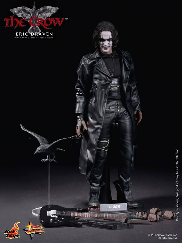 HOT TOYS -  The Crow - Eric Draven 46114_10